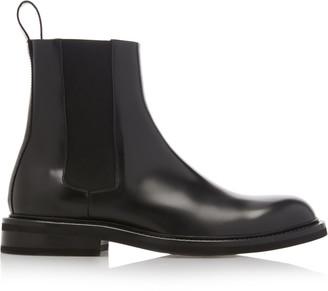 Bottega Veneta Calf Leather Chelsea Boots