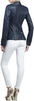 Rachel Zoe Julie Skinny Jeans, Black