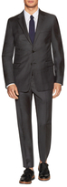 Prada Solid Notch Lapel Suit