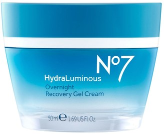 No7 HydraLuminous Overnight Recovery Gel