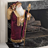 St Nicholas With Scepter