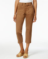Style&Co. Style & Co Utility Capri Pants, Only at Macy's