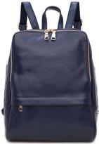 Greeniris Ladies Genuine Leather Backpack School Backpack for Women Shoulder Bag Women's Backpack Fashion