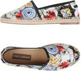 Dolce & Gabbana Espadrilles