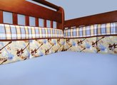 Trend Lab 106532 Rockstar - Crib Bumpers