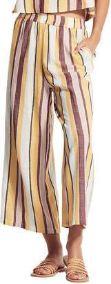Seafolly Stripe Cropped Pants
