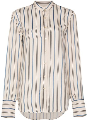 Wales Bonner Gladstone striped shirt