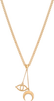 Chloé Izzy Long Pendant Necklace