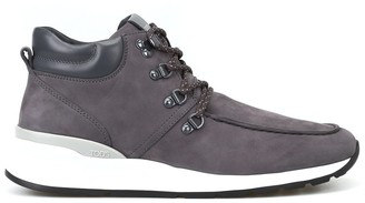 Tod's Hi-Top Lace-Up Boots