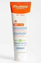 Mustela Spf 50+ Mineral Sunscreen