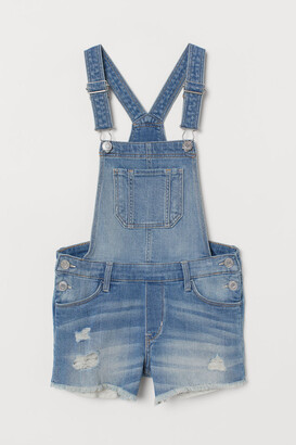 H&M Dungaree shorts
