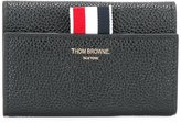 Thom Browne key wallet - men - Calf Leather/Leather - One Size