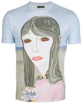 Raf Simons 'Brian Calvin' printed t-shirt