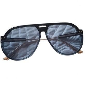 Christian Dior club 3 Blue Plastic Sunglasses