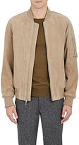 Rag & Bone Men's Manston Suede Bomber Jacket