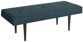 Skyline Furniture Button Tufted Bench
