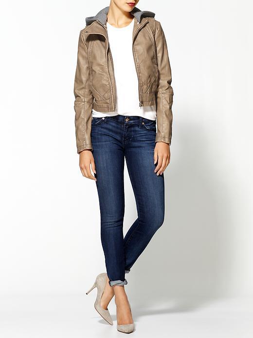 BB Dakota Shelia Hooded Jacket