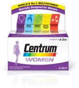 Centrum Women Multivitamin Tablets - (60 Tablets)