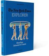 Taschen The New York Times - Explorer: Beaches, Islands & Coasts Hardcover Book