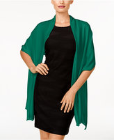 INC International Concepts Satin Pashmina Wrap, Only at Macy's