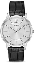 Bulova Classic Slim Watch, 40mm - 100% Exclusive