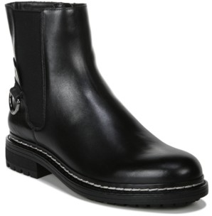Franco Sarto Seri Lug Sole Booties Women's Shoes
