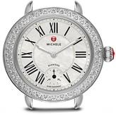 Michele Serein Diamond Watch Head, 28 x 27.5mm