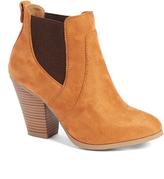 Wild Diva Whisky Danielle Ankle Boot