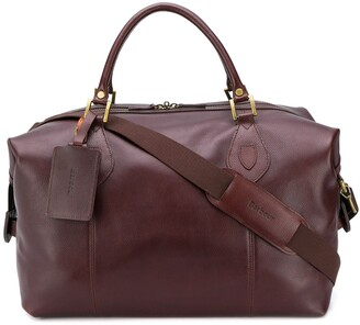 Barbour Travel Explorer holdall bag