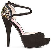 Betseyville by Betsey Johnson Florra Sequin-Detailed Sandals