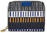 Fossil Emma RFID Striped Mini Multifunction Wallet