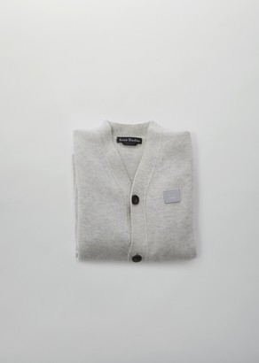 Acne Studios Mini Keve Face Cardigan