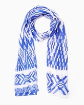Charming charlie Chic Aztec Scarf