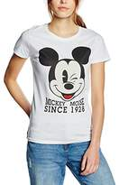 Disney Women's Mickey Mouse Since 1928 T-Shirt