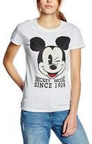 Disney Women's Mickey Mouse Since 1928 T-Shirt