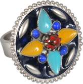 Roberto Cavalli Ethnic Deco ring