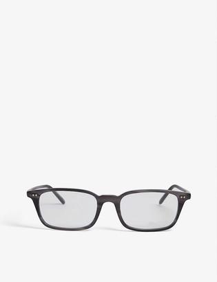Oliver Peoples Roel rectangle frame glasses