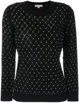 MICHAEL Michael Kors studded jumper