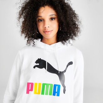 Puma Women's Classic Logo Hoodie