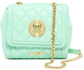 Love Moschino Quilted Medallion Crossbody
