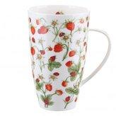 Dunoon en porcelaine en forme de tasse Henley - Dovedale fraise