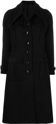 A.N.G.E.L.O. Vintage Cult 1960s Lux Sport's multi-pockets slim coat