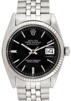 Rolex Vintage Stainless Steel Datejust Watch, 36mm