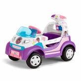 KID TRAX KidTrax Doc McStuffins Toy Ambulance 6V Electric Ride-on