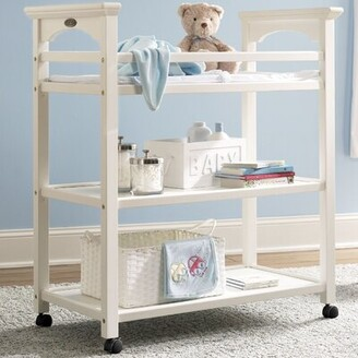 Graco Lauren Changing Table with Pad Color: White