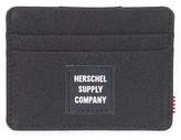 Herschel Men's Felix Card Case - Black