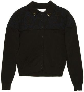 N. Pièce D'anarchive Piece D'anarchive \N Black Wool Knitwear