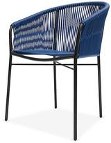 Mexa Anais Armchair - Navy Blue