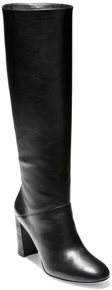 Cole Haan Glenda Leather Tall Boot
