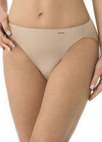 Jockey Womens No Panty Line Promise Tactel Hi Cut Underwear Hi-Cuts nylon